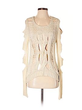 Double Zero Pullover Sweater Size S