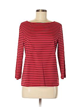 Liz Claiborne Collection 3/4 Sleeve Top Size M
