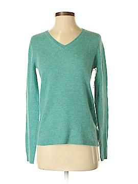 Adrienne Vittadini Cashmere Pullover Sweater Size S