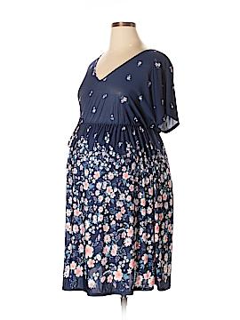 Siren Lily Maternity Casual Dress Size L (Maternity)