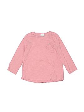 Zara Long Sleeve Top Size 4