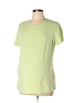 Announcements Maternity Short Sleeve T-Shirt Size L (Maternity)