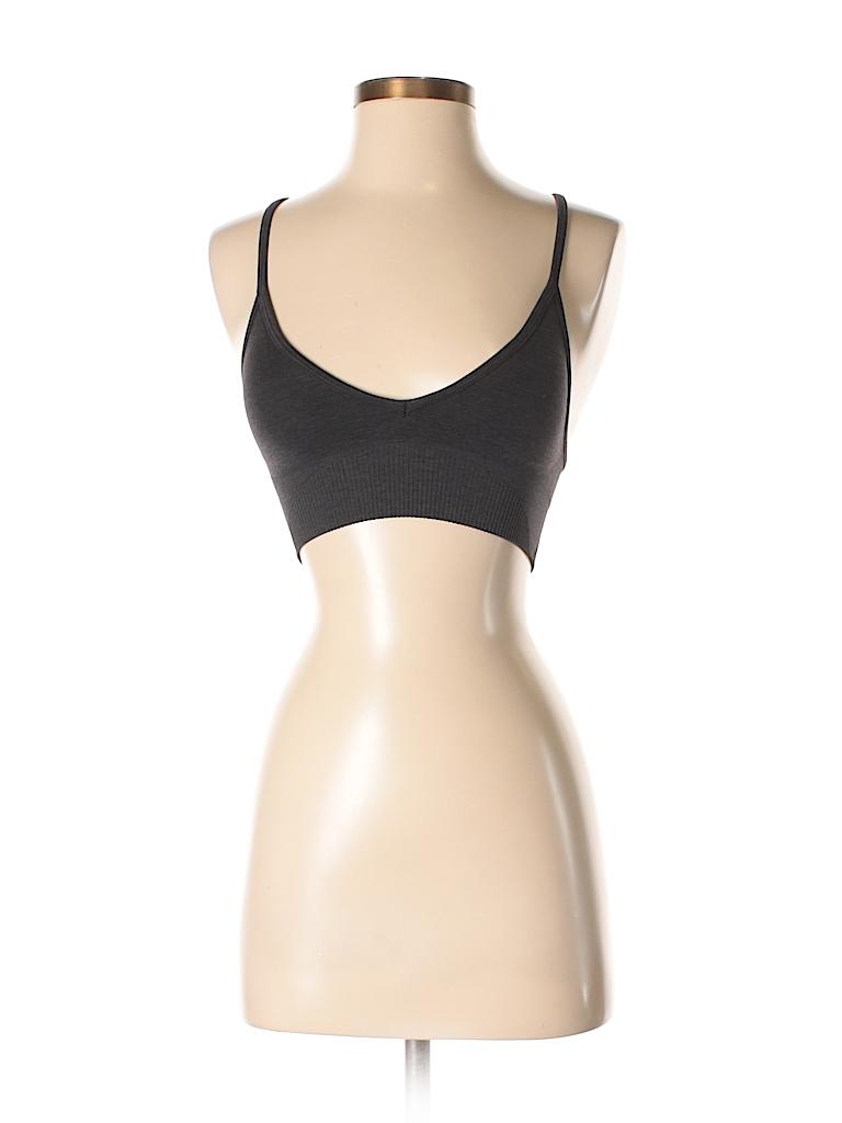 b02b9ff5ad84e Lululemon Athletica Solid Black Sports Bra Size 2 - 43% off