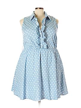 Bailey Blue Cocktail Dress Size 3X (Plus)