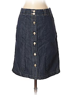 IZOD Denim Skirt Size 4