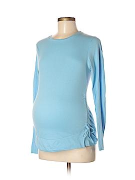 Lilo Maternity Long Sleeve T-Shirt Size M (Maternity)
