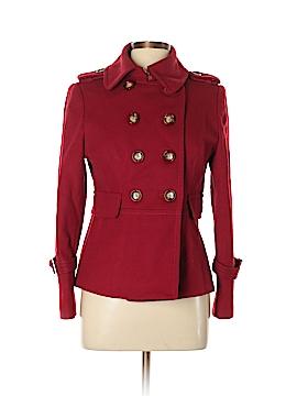 MICHAEL Michael Kors Wool Coat Size 10 (Petite)
