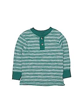 Cherokee Long Sleeve Henley Size 12 mo