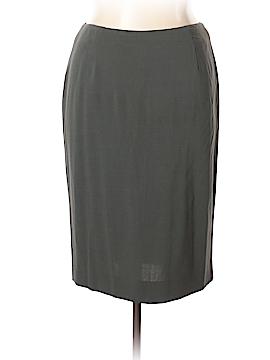 Donna Karan New York Wool Skirt Size 14