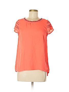 Harper Short Sleeve Blouse Size M