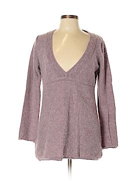 Garnet Hill Pullover Sweater Size L