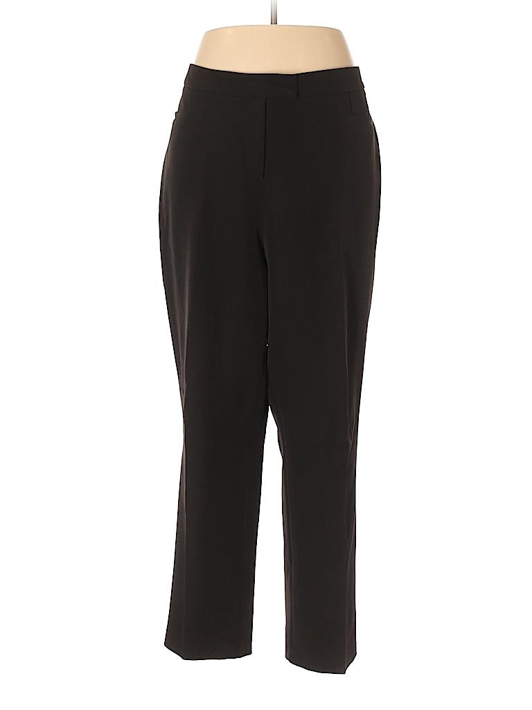 ELOQUII Women Dress Pants Size 16 (Plus)