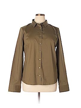 J. Crew Long Sleeve Button-Down Shirt Size XXL