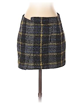 10 Crosby Derek Lam Wool Skirt Size 2
