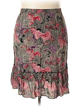 Sag Harbor Casual Skirt Size 1X (Plus)