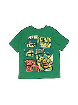 Teenage Mutant Ninja Turtles Short Sleeve T-Shirt Size 5 - 6