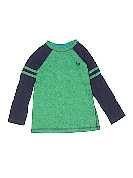 Chaps Long Sleeve T-Shirt Size 6