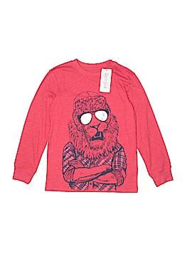Cat & Jack Long Sleeve T-Shirt Size 6/7