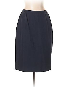 Tahari Silk Skirt Size 4