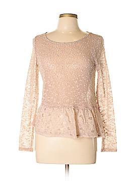 Chloe K Long Sleeve Top Size M