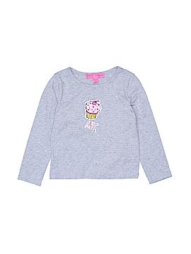 Betsey Johnson Long Sleeve T-Shirt Size 3T