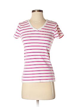 Jones New York Signature Short Sleeve T-Shirt Size S
