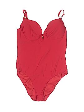 Natori One Piece Swimsuit Size 12 (C/D)