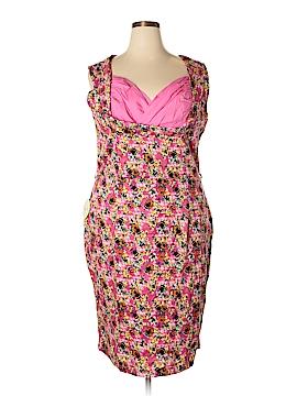 Lindy Bop Casual Dress Size 18 (Plus)