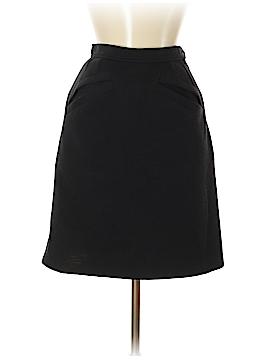 Yves Saint Laurent Rive Gauche Wool Skirt Size 34 (FR)