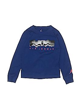 Air Jordan Long Sleeve T-Shirt Size 3T