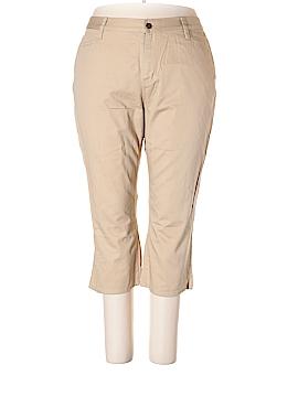 Lauren Jeans Co. Khakis Size 18 (Plus)