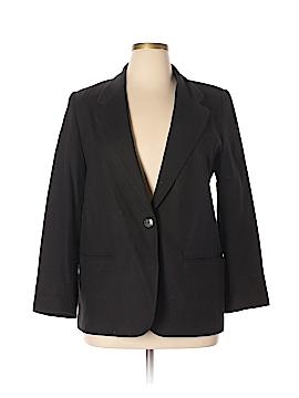 Sag Harbor Wool Blazer Size 14 (Petite)