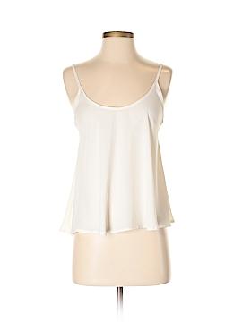Lush Sleeveless Blouse Size XS