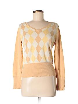 Merona Silk Pullover Sweater Size M
