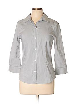 Alex Marie Long Sleeve Button-Down Shirt Size 10