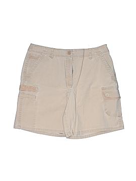 Talbots Cargo Shorts Size 12