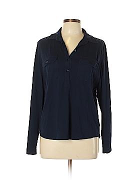 Chaps Long Sleeve Polo Size XL