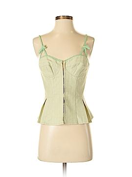 Nanette Lepore Sleeveless Top Size 4