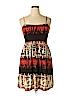 Wrapper Women Casual Dress Size L