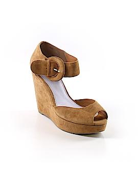 Delman Shoes Wedges Size 9 1/2
