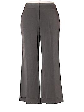 Jones New York Collection Dress Pants Size 22 (Plus)