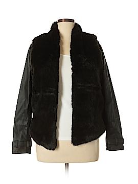 Tart Collections Faux Fur Jacket Size L