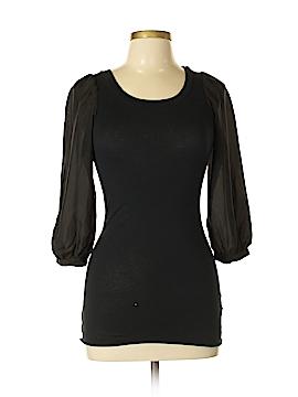 Velvet 3/4 Sleeve Top Size P