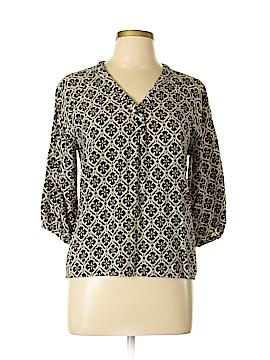 Kenar 3/4 Sleeve Blouse Size L