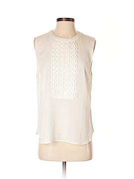 A.L.C. Sleeveless Silk Top Size 10