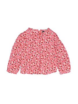 Baby Gap Long Sleeve Blouse Size 4