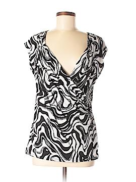 PREMISE Short Sleeve Top Size L