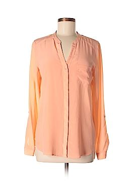 Trouve Long Sleeve Blouse Size M