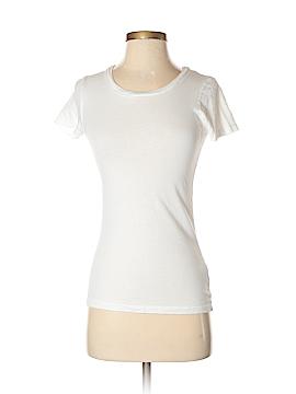 Velvet Short Sleeve T-Shirt Size P