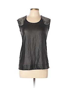 Yigal Azrouël New York Sleeveless Blouse Size XL (4)